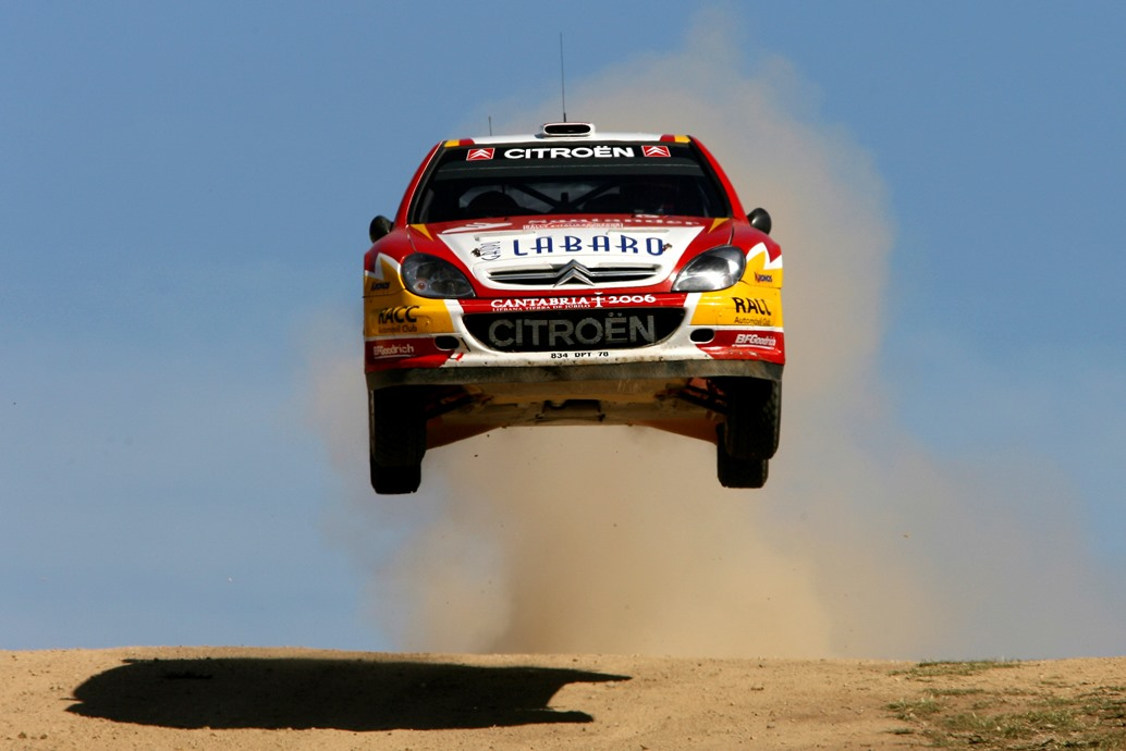 AUTO/WRC SARDINIA 2006