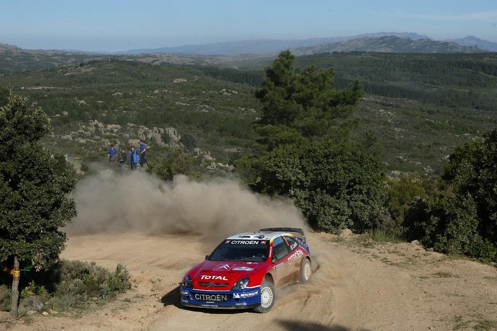 AUTO - WRC 2005 - RALLY ITALIA SARDINIA - OLBIA 01/05/2005 - PHOTO : DPPI