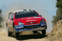 AUTO - WRC 2005 - RALLY ITALIA SARDINIA - OLBIA 01/05/2005 - PHOTO : DPPI