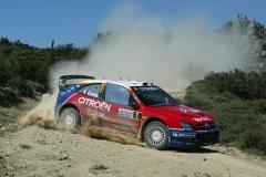 AUTO - WRC 2005 - RALLY ITALIA SARDINIA - OLBIA 01/05/2005 - PHOTO : FRANCOIS BAUDIN / DPPI