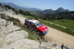 AUTO - WRC 2005 - RALLY ITALIA SARDINIA - OLBIA 01/05/2005 - PHOTO : CLAUDE SAULNIER / DPPI