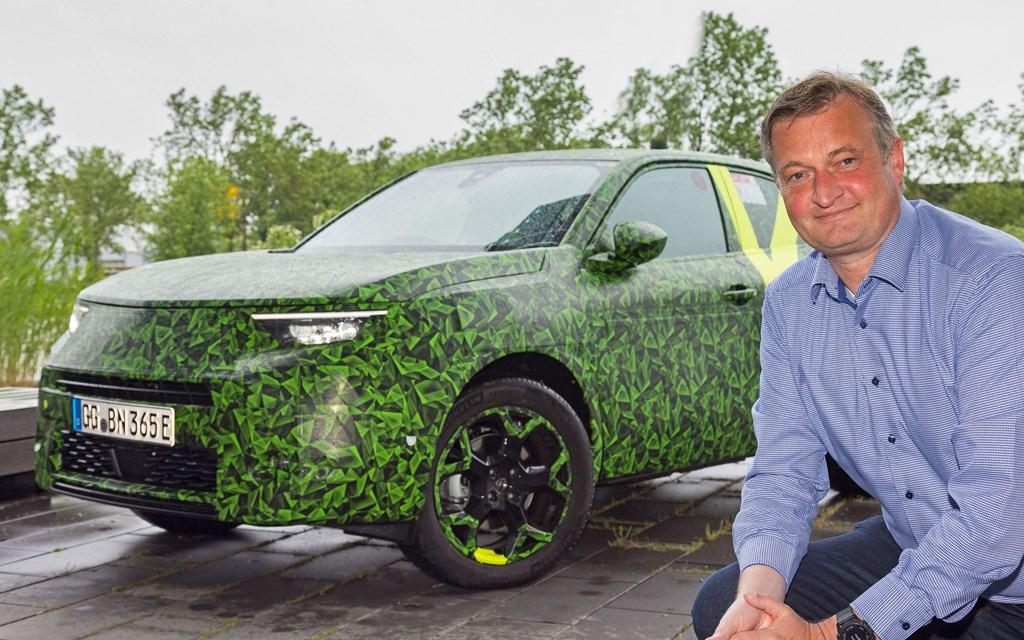 Karsten Bohle, Opel Automobile GmbH