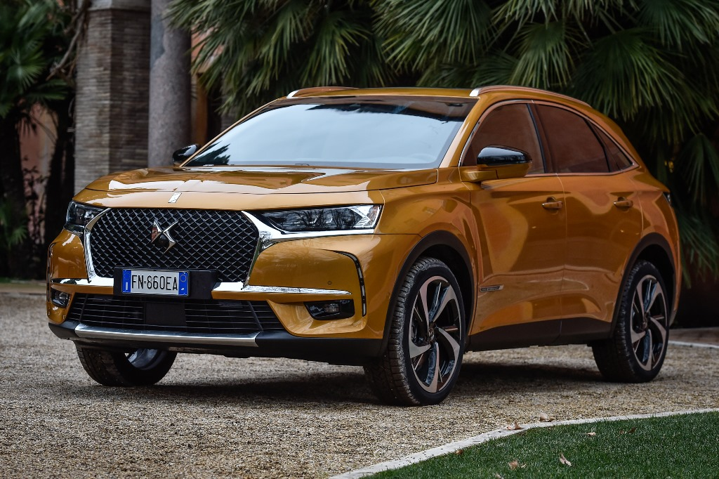DS 7 CROSSBACK-7