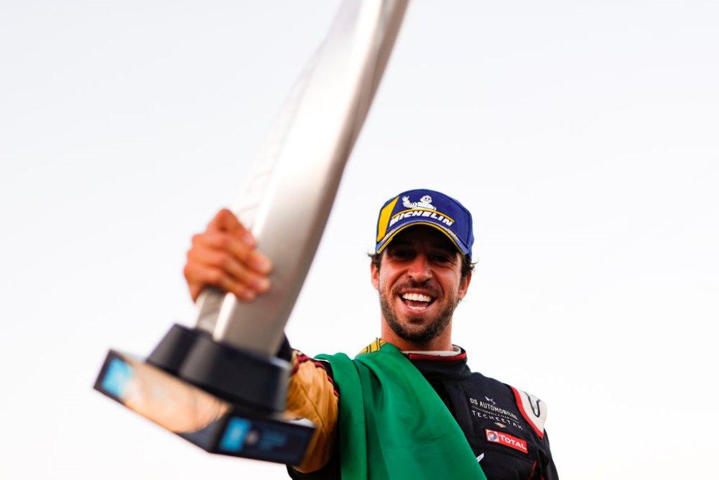 Antonio Félix da Costa (PRT), DS Techeetah, 1st position,