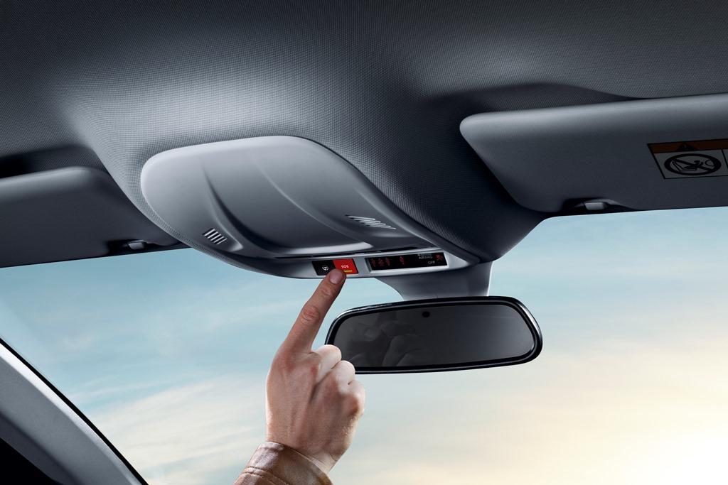 Opel-Emergency-Call-Button