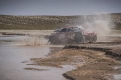 Cyril Despres (FRA) of Team Peugeot TOTAL races during stage 8 of Rally Dakar 2018 from Uyuni to Tupiza, Bolivia on January 14, 2018. // Flavien Duhamel/Red Bull Content Pool // P-20180114-00338 // Usage for editorial use only // Please go to www.redbullcontentpool.com for further information. //