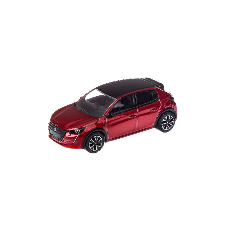 Peugeot208_3inches_Red_F