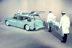 ID19 Ambulance 1960