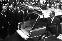 Presentazione Break al Salone di Parigi del '58 (foto 3)
