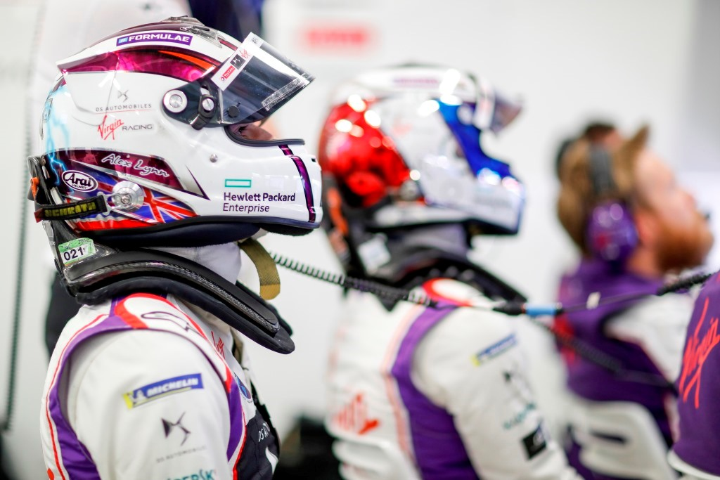 2017/2018 FIA Formula E Championship. Round 5 - Mexico City ePrix. Autodromo Hermanos Rodriguez, Mexico City, Mexico. Saturday 03 March 2018.  Photo: Alastair Staley/LAT/Formula E ref: Digital Image _MGL5151