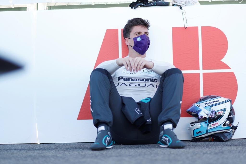 James Calado (GBR), Panasonic Jaguar Racing