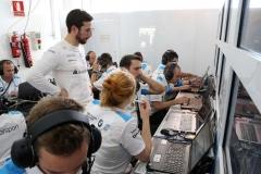 Valencia (ESP), BMW i Motorsport, ABB FIA Formula E Championship, BMW i Andretti Motorsport, BMW iFE.18, Alexander Sims (GBR).