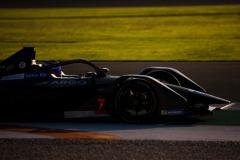 | Photographer: Shivraj Gohil| Event: Collective preseason testing| Circuit: Circuit Ricardo Tormo| Location: Valencia| Series: FIA Formula E| Season: 2018-2019| Country: ES|| Session: Day 2|| Driver: Jose Maria Lopez| Team: Geox Dragon| Number: 7| Car: Penske EV-3|