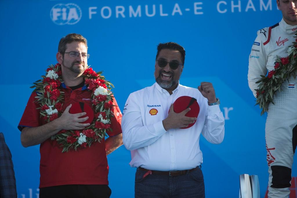 2018 Marrakesh E-prix