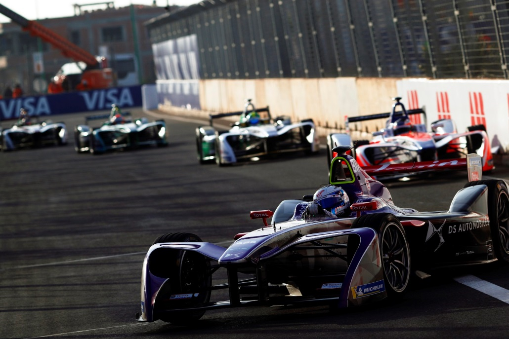 2017/2018 FIA Formula E Championship. Round 3 - Marrakesh ePrix. Circuit International Automobile Moulay El Hassan, Marrakesh, Morocco. Saturday 13 January 2018. Photo: Alastair Staley/LAT/Formula E ref: Digital Image _MGL3936
