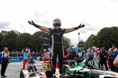 Jean-Eric Vergne (FRA), TECHEETAH, Renault Z.E. 17, wins the Paris ePrix.
