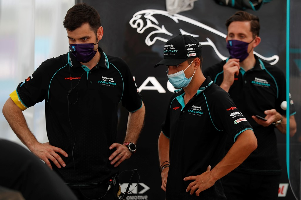 Mitch Evans (NZL), Panasonic Jaguar Racing