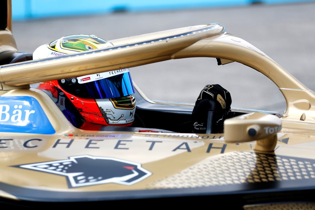 Antonio Felix da Costa (PRT), DS Techeetah, DS E-Tense FE20