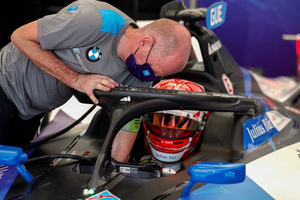 Maximilian Günther (DEU), BMW I Andretti Motorsports