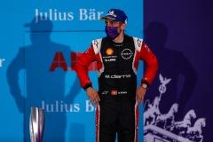 Sébastien Buemi (CHE), Nissan e.Dams, 3rd position