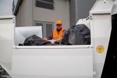 Veículos de recolha de lixo