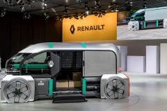SALON INTERNATIONAL DU VEHICULE UTILITAIRE DE HANOVRE 2018