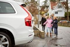 Volvo Drive Me - Familie Simonovski