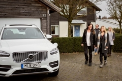 Volvo Drive Me - Familie Hain