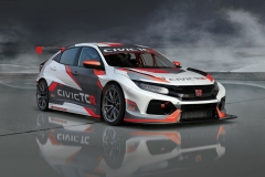 2018 Honda Civic TCR