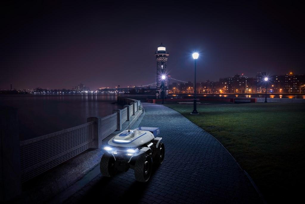 """Honda Autonomous Work Vehicle"" Makes Off-Road Work Easier, Safe"