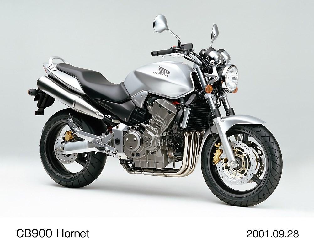 2001 Honda CB900 Hornet