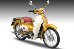 100th Millionth Super Cub Commemorative Edition Concept