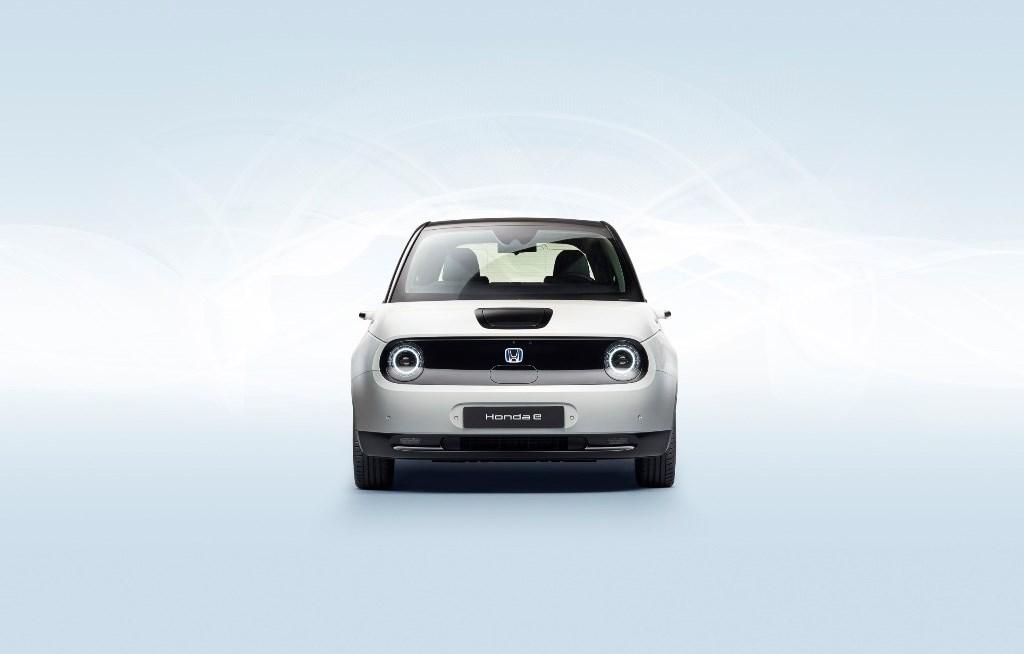 Honda e and Energy Management Images