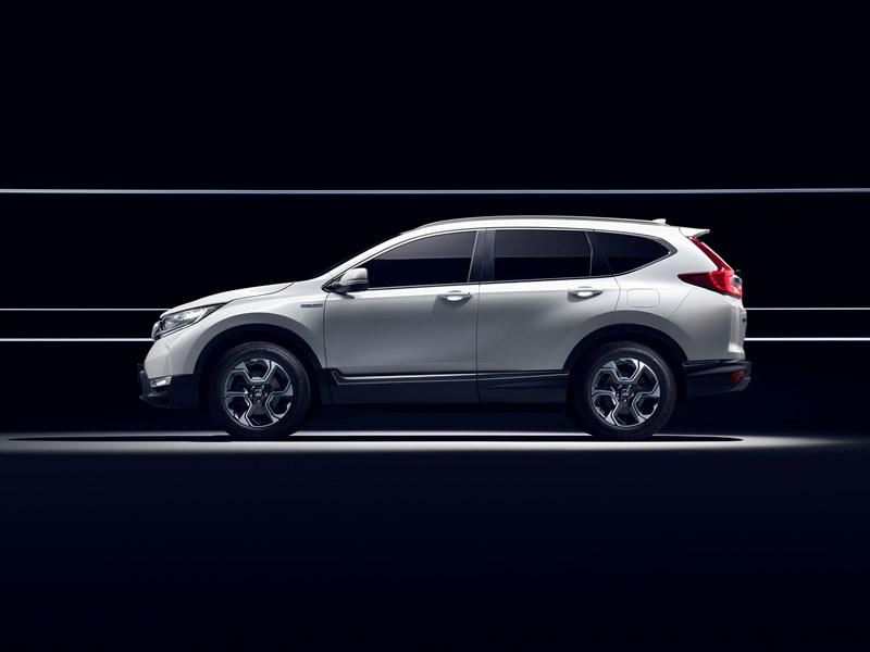 Honda to unveil CR-V Hybrid Prototype at Frankfurt Motor Show