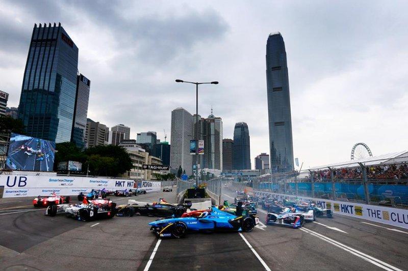 FIA Formula E 2016 Championship Hong Kong