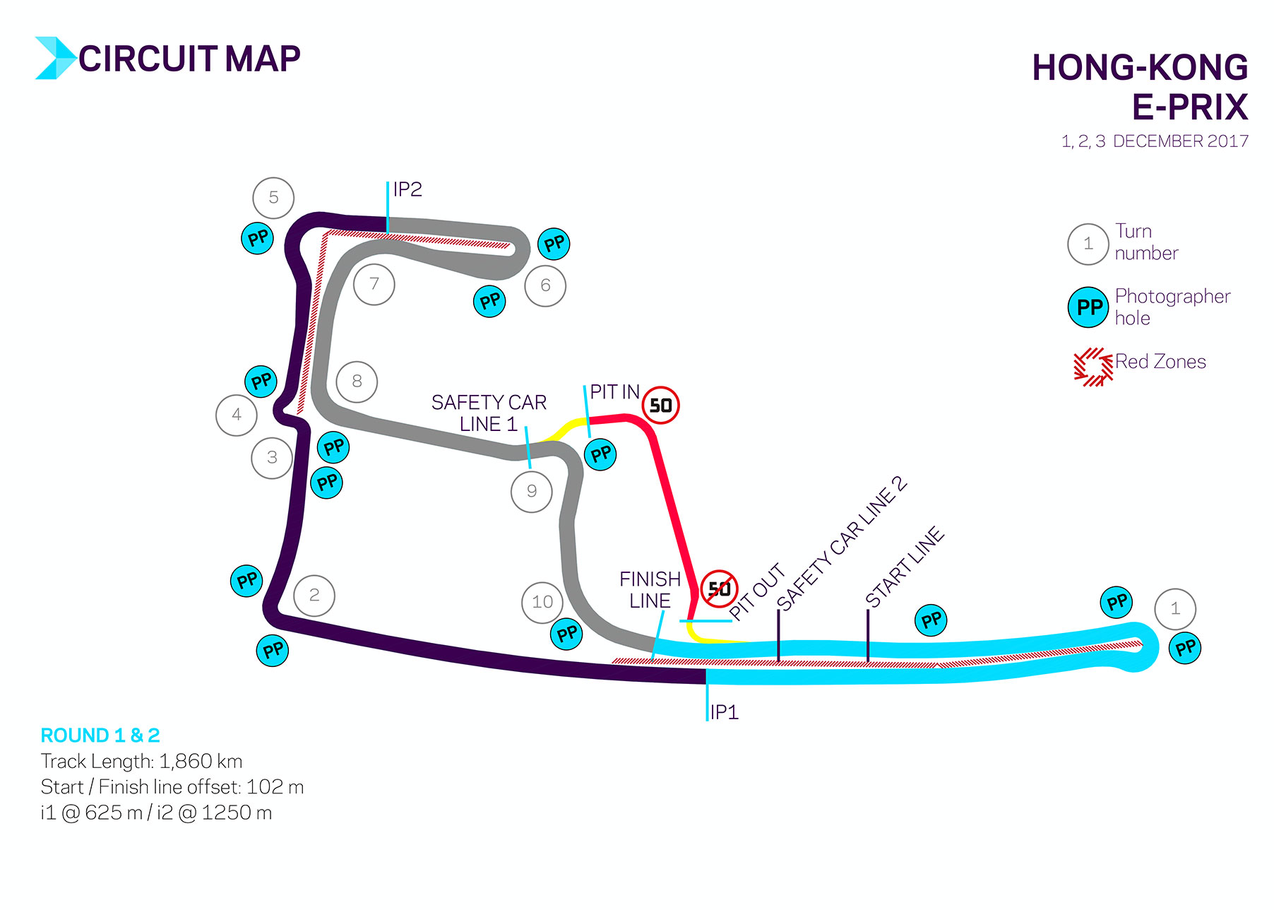 HKT Hong Kong E-Prix - Media information pack