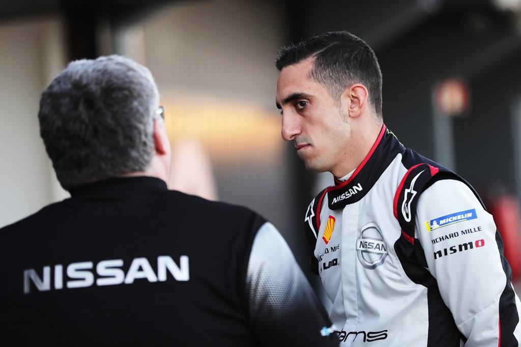 Sébastien Buemi (SUI), Nissan e.Dams