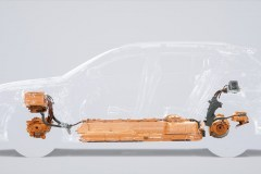 The fully electric XC40 SUV – Volvo's first electric car and one of the safest on the road