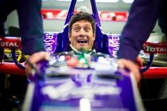 2017/2018 FIA Formula E Championship.  Thursday 22 March 2018.  Photo: Sam Bloxham/LAT/Formula E