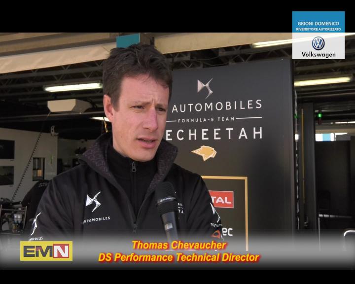 1 Thomas Chevaucher