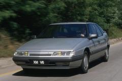 1989-Citroen-XM-V6-con-sospensione-idrattiva
