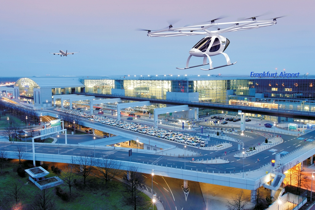 Volocopter + T2