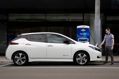 New generation Nissan LEAF wins 2018 Drive Car of the Year 'Gree