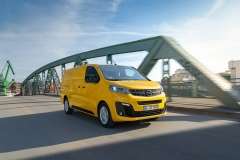 Opel Vivaro-e (Langversion/Long version)