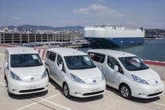 Nissan begins deliveries of new extended-range zero emission e-NV200 van to global markets