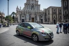 Nissan e Sibeg insieme per l'innovazione e la sostenibilità ambientale