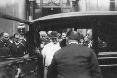 C6 , Lictoria Sex , vettura donata al Papa Pio XI il giorno 9 Giugno 1930