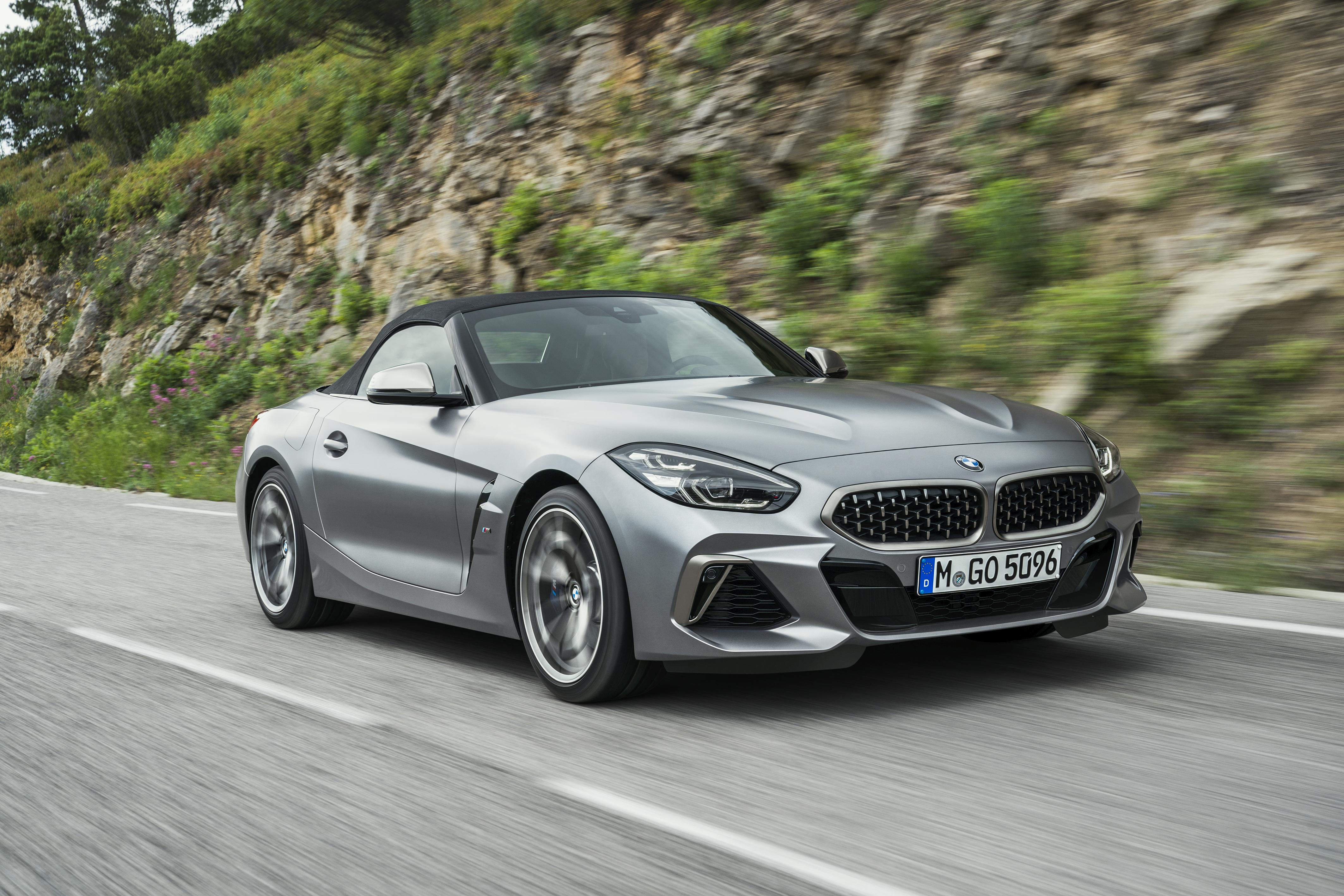 03 La nuova BMW Z4