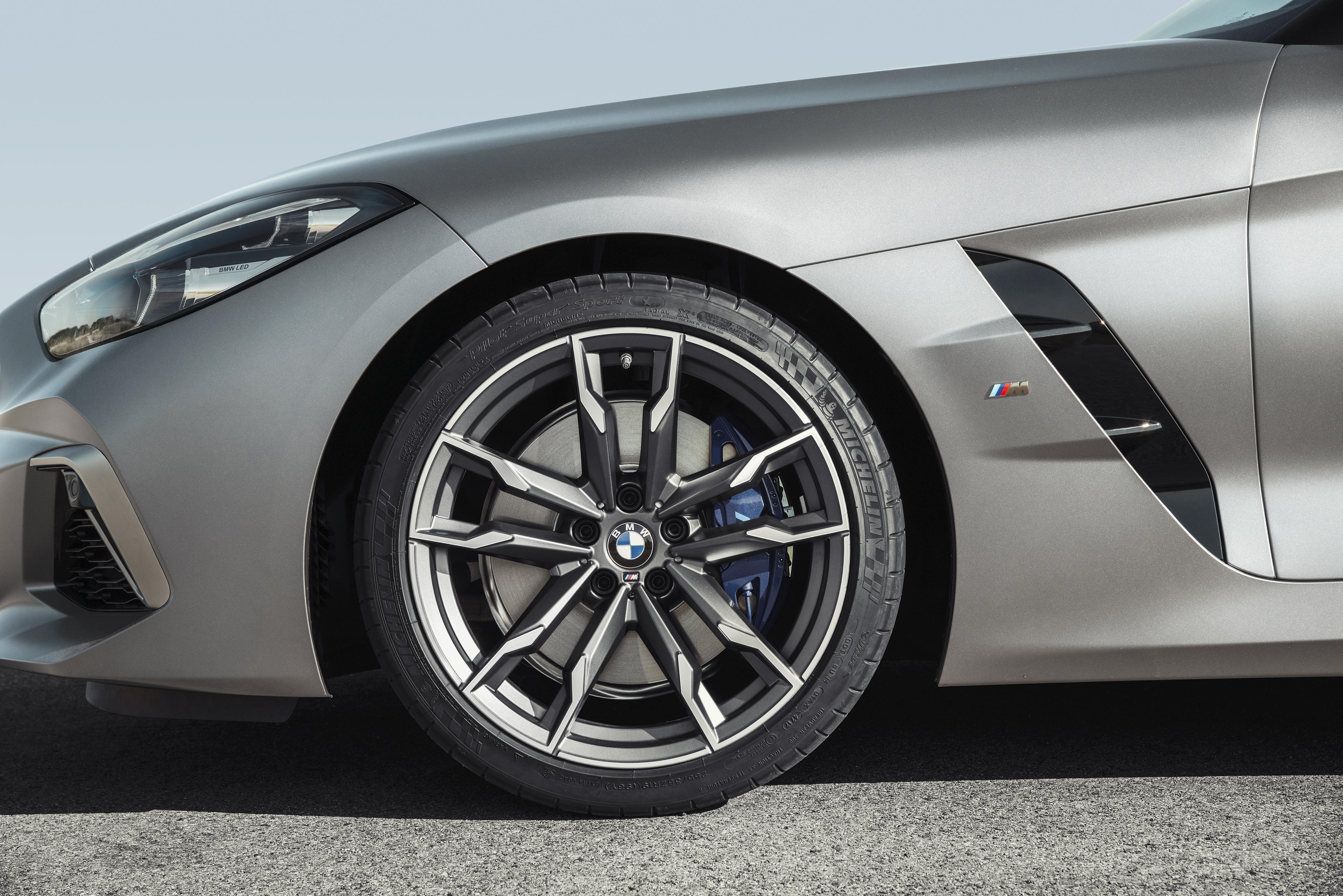 10 La nuova BMW Z4