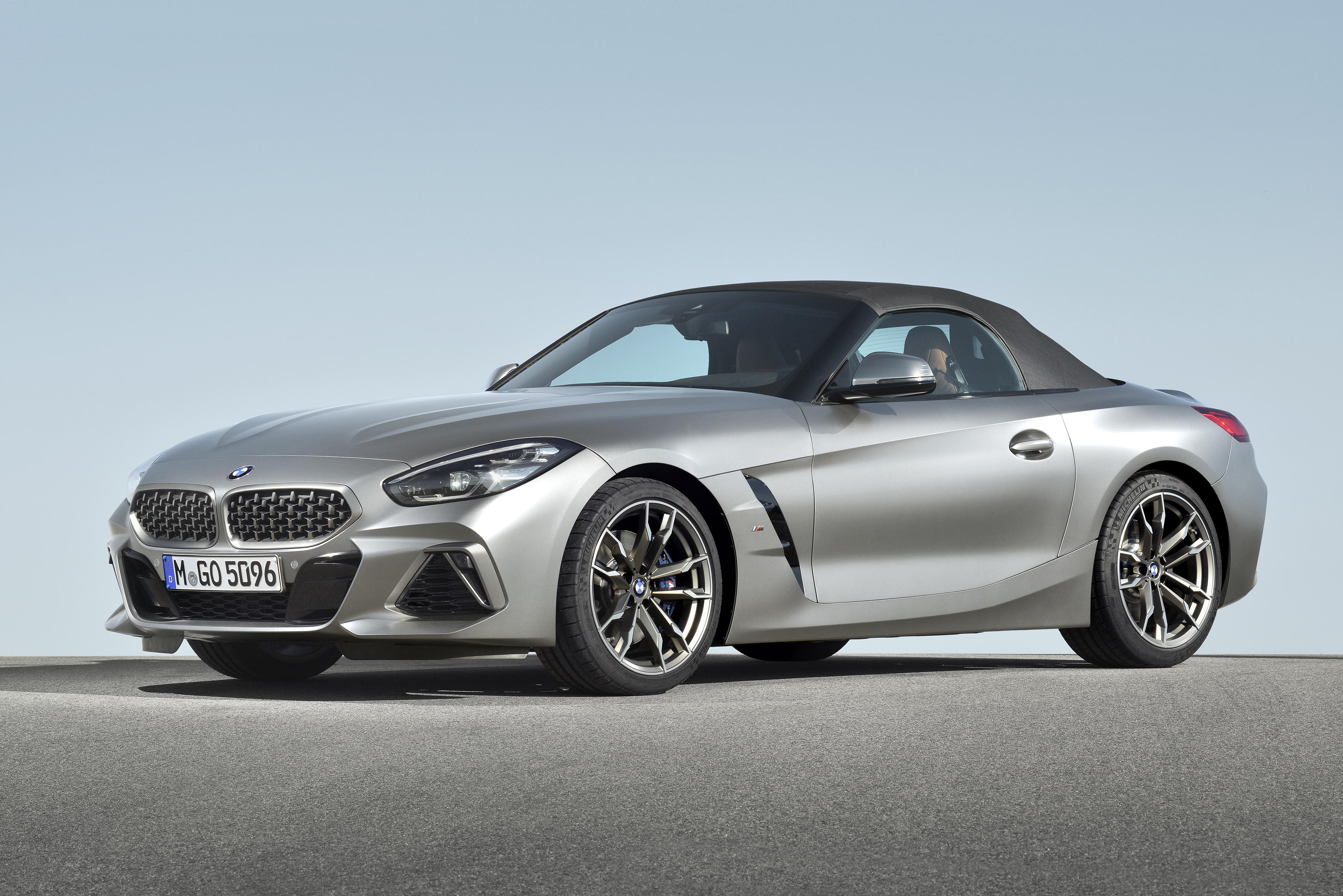 14 La nuova BMW Z4